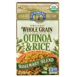 [Lundberg Family Farms] Whole Grain Rice & Seasoning Mix Quinoa & Rice Rosemary Blend  At least 95% Organic