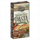 [Lundberg Family Farms] Brown Rice Pastas Roasted Red Pepper  At least 95% Organic