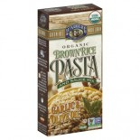 [Lundberg Family Farms] Brown Rice Pastas Garlic & Olive Oil  At least 95% Organic