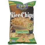 [Lundberg Family Farms] Rice Chips Sesame Seaweed  At least 70% Organic