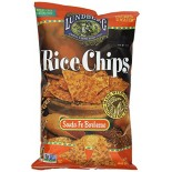 [Lundberg Family Farms] Rice Chips Santa Fe Barbeque  At least 70% Organic