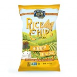 [Lundberg Family Farms] Rice Chips Honey Dijon