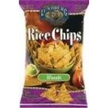 [Lundberg Family Farms] Rice Chips Wasabi