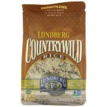 [Lundberg Family Farms] Grains Rice, Countrywild Gourmet Blend