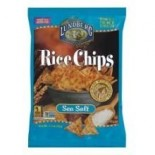 [Lundberg Family Farms] Rice Chips Original Sea Salt  At least 70% Organic
