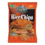 [Lundberg Family Farms] Rice Chips Santa Fe Barbecue  At least 70% Organic