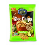 [Lundberg Family Farms] Rice Chips Fiesta Lime  At least 70% Organic