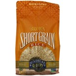 [Lundberg Family Farms] Grains Rice, Short Grain, Brown