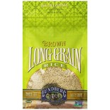 [Lundberg Family Farms] Grains Rice, Long Grain, Brown