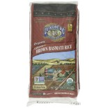 [Lundberg Family Farms]  Basmati Brown Rice, FS  At least 95% Organic
