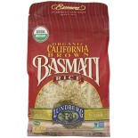 [Lundberg Family Farms] Grains Rice, Brown, Basmati  100% Organic