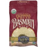 [Lundberg Family Farms] Grains Rice, White, Basmati  100% Organic