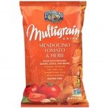 [Lundberg Family Farms] Multigrain Chips Mendocino Tomato & Herb  At least 70% Organic