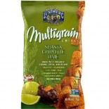 [Lundberg Family Farms] Multigrain Chips Shasta Chipotle Lime  At least 70% Organic