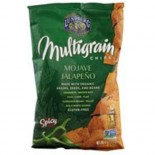 [Lundberg Family Farms] Multigrain Chips Mojave Jalapeno  At least 70% Organic