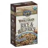 [Lundberg Family Farms] Whole Grain Rice & Seasoning Mix Rice & Wild Rice, Original  At least 95% Organic