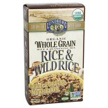 [Lundberg Family Farms] Whole Grain Rice & Seasoning Mix Rice & Wild Rice, Wild Porcini  At least 95% Organic