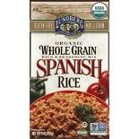 [Lundberg Family Farms] Whole Grain Rice & Seasoning Mix Spanish  At least 95% Organic