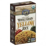 [Lundberg Family Farms] Whole Grain Rice & Seasoning Mix Yellow  At least 95% Organic