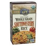 [Lundberg Family Farms] Whole Grain Rice & Seasoning Mix Southwestern  At least 95% Organic