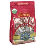 [Lundberg Family Farms] Grains Burgandy Red Rice  At least 95% Organic