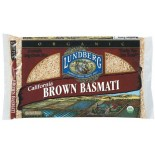 [Lundberg Family Farms]  CA Basmati Brwn & Wild Rice Blnd  At least 95% Organic