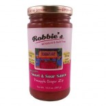 [Robbies All Natural]  Sweet & Sour, Hawaian