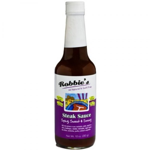 [Robbies All Natural]  Steak Sauce