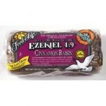 [Food For Life] Ezekiel 4:9 Flourless Breads Sprouted Grain, Cinnamon Raisin  At least 95% Organic
