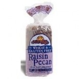 [Food For Life] Wheat &/or Gluten Free Breads Raisin Pecan, WF, GF