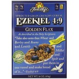 [Food For Life] Cereal Ezekiel 4:9 Golden Flax  At least 95% Organic