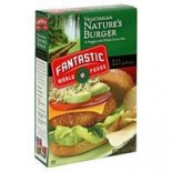 [Fantastic World Foods] Vegetarian Entrees & Sides Nature`s Burger Mix