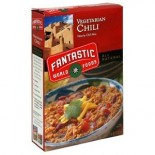 [Fantastic World Foods] Vegetarian Entrees & Sides Chili, Vegetarian