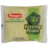 [Flanagan]  Sauerkraut