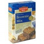 [Arrowhead Mills] Mixes Brownie, WF  At least 70% Organic