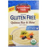 [Arrowhead Mills] Hot Cereals Quinoa Rice & Shine, GF  At least 95% Organic