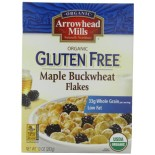 [Arrowhead Mills] Cereals Mple Buckwheat Flakes  At least 95% Organic