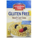 [Arrowhead Mills] Hot Cereals Steel Cut Oats, GF