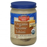 [Arrowhead Mills] Tahini Roasted Sesame  At least 95% Organic