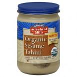 [Arrowhead Mills] Tahini Roasted Sesame  At least 95% Organic