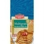 [Arrowhead Mills] Mixes Pancake & Waffle Mix, Multi Grain  At least 70% Organic