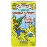 [R.W. Knudsen Family] Organic Sensible Sippers Banana  At least 95% Organic