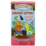 [R.W. Knudsen Family] Organic Sensible Sippers Fruit Punch  At least 95% Organic