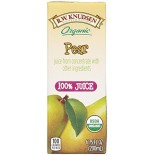 [R.W. Knudsen Family] Aseptic Juice Boxes 100%, Pear  At least 95% Organic