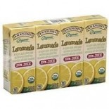 [R.W. Knudsen Family] Aseptic Juice Boxes 100%, Lemonade  At least 95% Organic