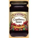 [R.W. Knudsen Family]  Cranberry Sauce