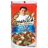[Emerils] Soup/Stew/Boullion Can/Jar Stock, Beef, All Natural  At least 95% Organic