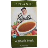 [Emerils] Soup/Stew/Boullion Can/Jar Stock, Vegetable, All Natural  At least 95% Organic