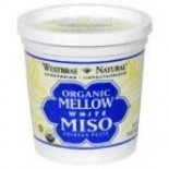 [Westbrae] Macrobiotic Products Miso, Mellow White  At least 95% Organic