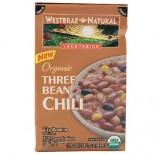 [Westbrae] Chili Three Bean  At least 95% Organic